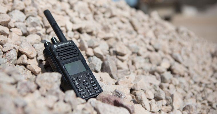 Motorola Portable